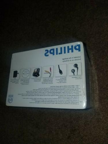 Philips Portable Player 30GB Movie