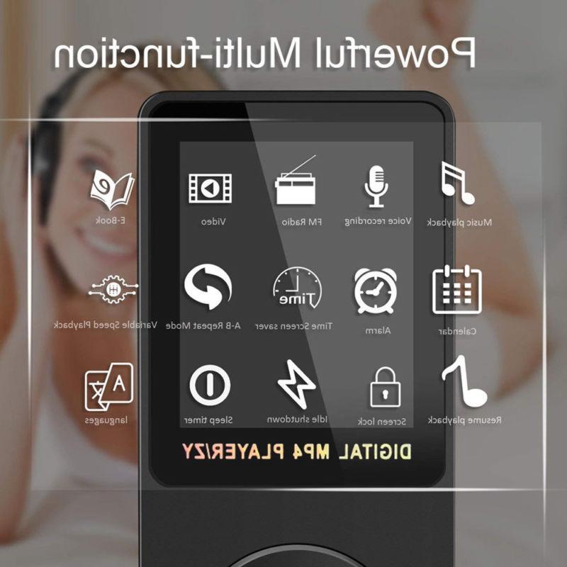 Portable Mini MP3 Sound Music TF