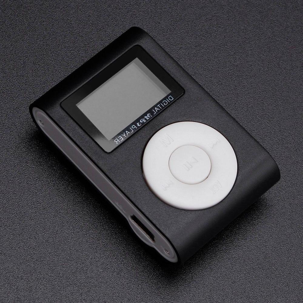Portable MP3 Support TF