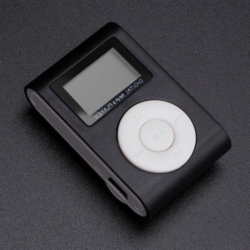 Portable MP3 LCD Support TF Card