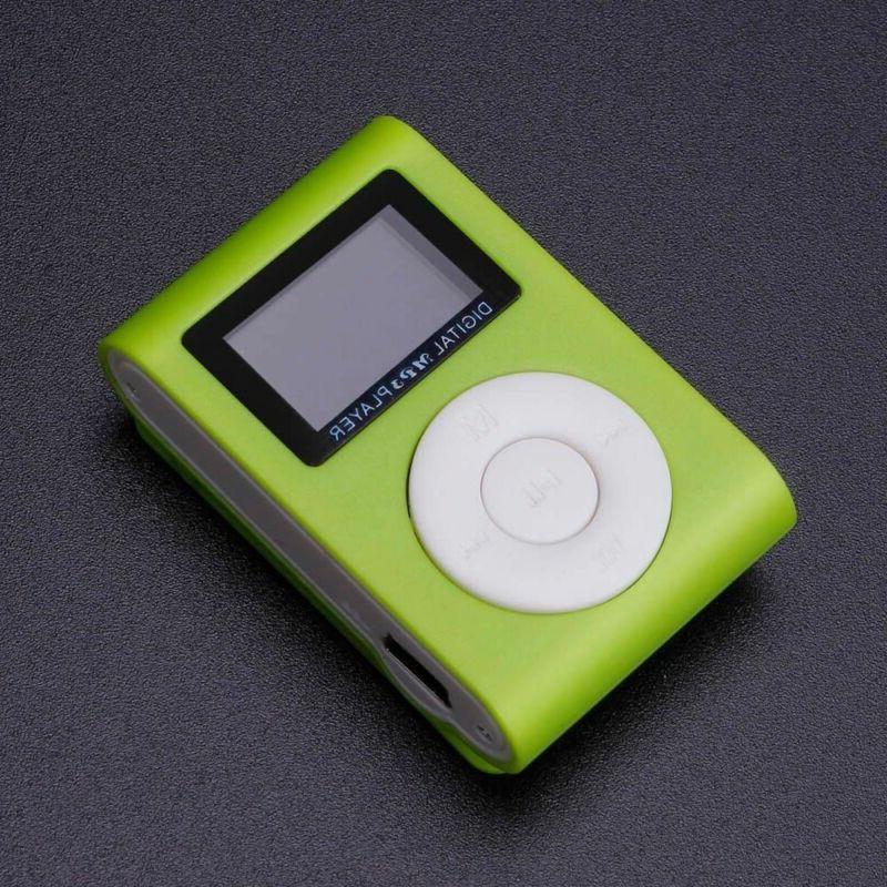 Portable Mini MP3 LCD Support TF
