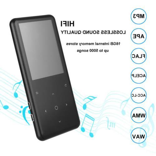 Portable Player FM Lossless 128GB