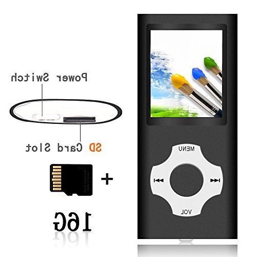 Tomameri - Portable / Rhombic Button, Including Card Support to Video Supported