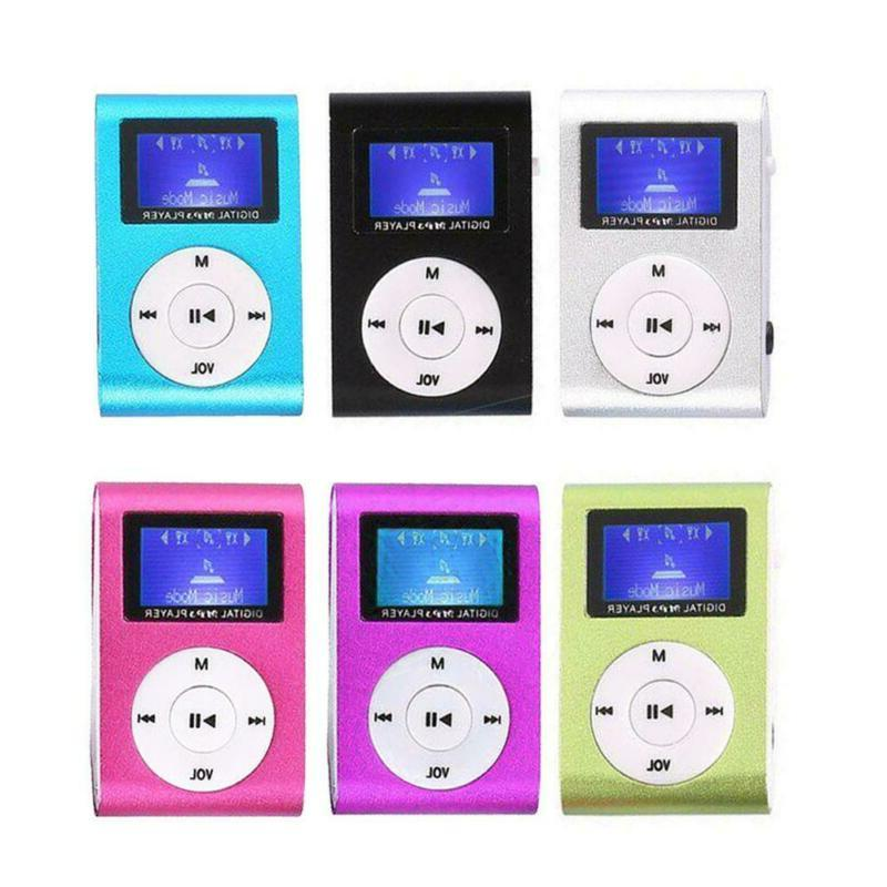 portable mp3 music player with fm radio