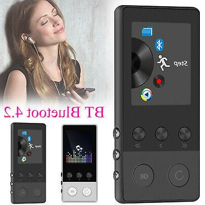 portable multifunction lossless sound music bluetooth mp3