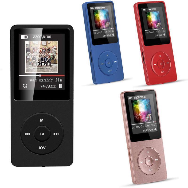 portable multifunction music avi mp3 player 8gb