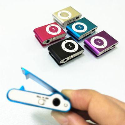 Portable Mp3 32GB Micro TF + Headset