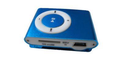Portable USB Mini Mp3 Music Player +