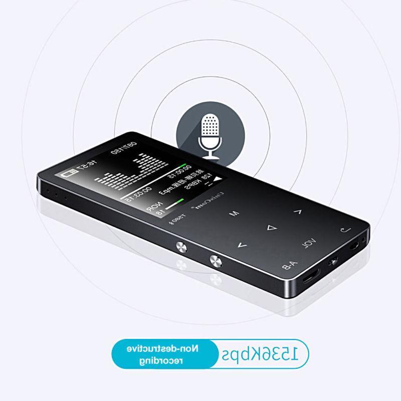 Portable Walkman 16GB Player Fashion Key Player