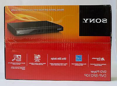 Sony DVD Player-Brand Shipping