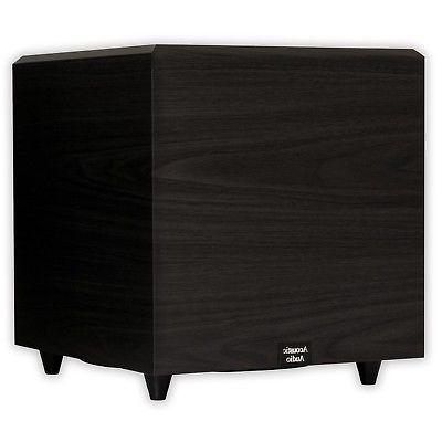 Acoustic Audio PSW-12 500 Watt 12 Powered Subwoofer Home The