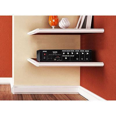 Pyle PT510 240W Amplifier Player & Mic Talkover 70V 100V /