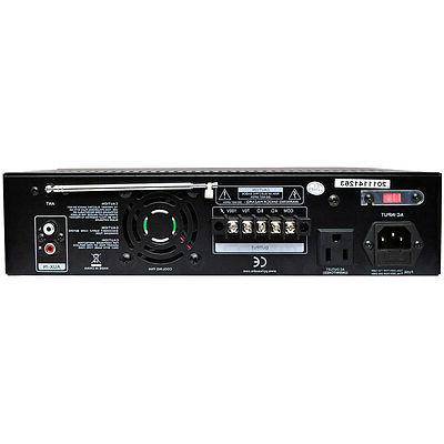 Pyle Amplifier Player & 70V /