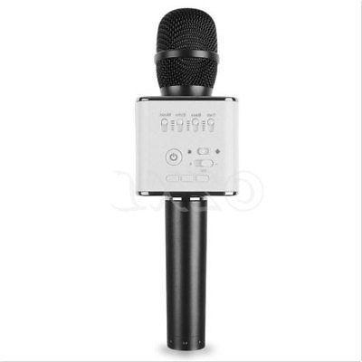 Q9 Mini Wireless Bluetooth Karaoke Microphone Speaker Home K