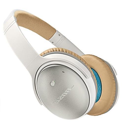 Bose 25 Acoustic Noise Cancelling Apple White