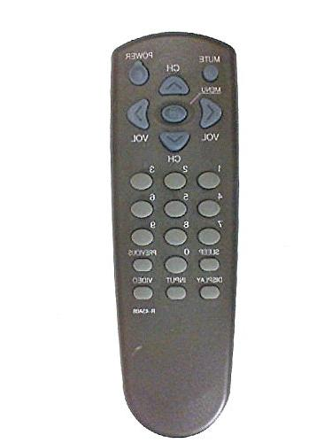 r 43a08 replacement remote control