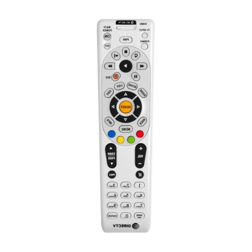 DIRECTV RC66RX RF Universal Remote Control W/Batteries DTV A
