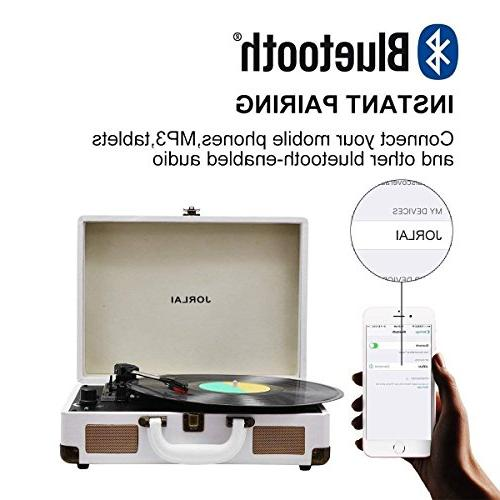 Record with Built in Battery/ Headphone Jack/ Line -