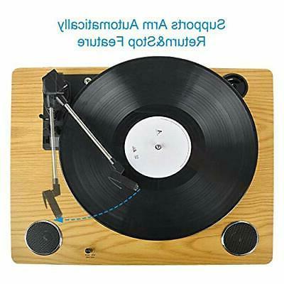 Record Max Pad Speakers Vinyl MP3
