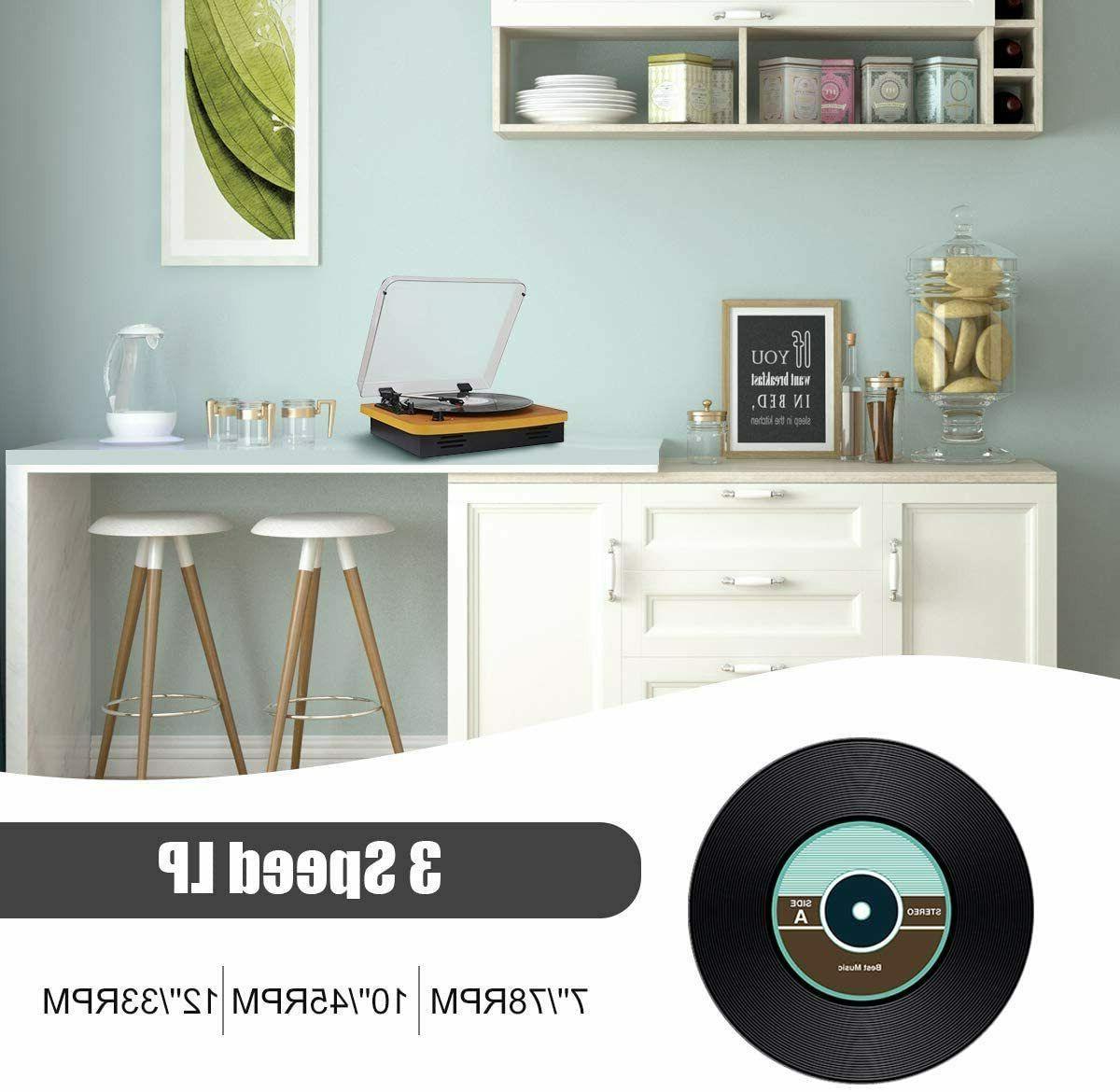 Record Player, Musitrend /Jorlai 3-Speed Stereo