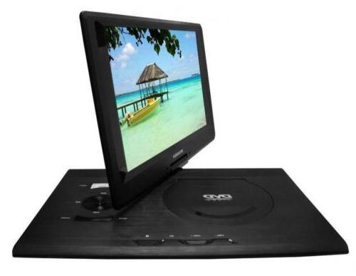 SDVD1332 Portable DVD USB/SD Reader