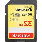 SanDisk 32GB Extreme Secure Digital SDHC UHS-3 Memory Card 9