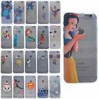 Snow White Princess Mario Hard Plastic Matte Clear Case for
