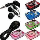 Soccer Kid Generic MP3 Player CB05 2GB 4GB 8GB up to 32GB Bl