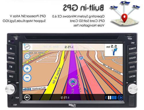"Sony 6.2""Car Stereo MP3 Player BluetoothRadio"