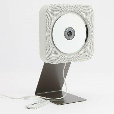 MUJI Stand wall mounted player Silver MJ-1601 Mounting MoMA