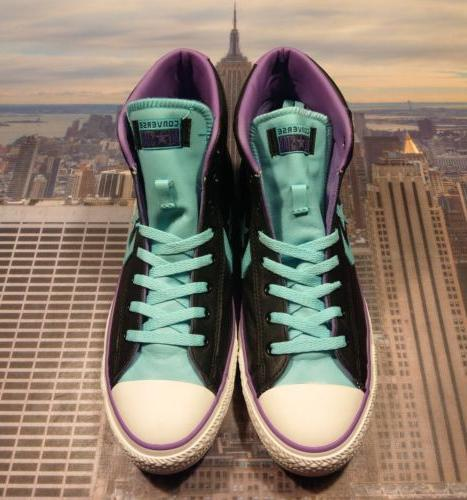 Converse High Top Hornets R Size 10 New