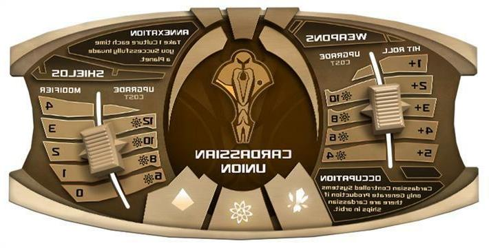 Star Trek Ascendancy: Cardassian Union Expansion