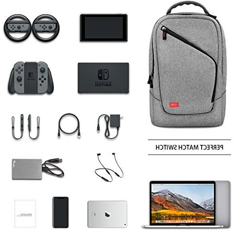 VORI Backpack-Multifunction for Variety Joy-cons