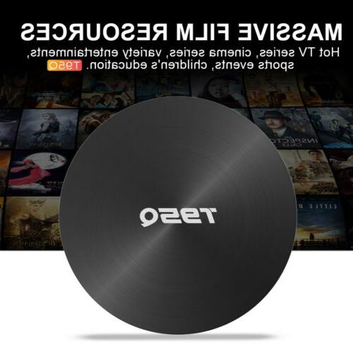 T95Q TV S905X2 4+32G Dual Bluetooth Android8.1 4K Player P0Q7Y
