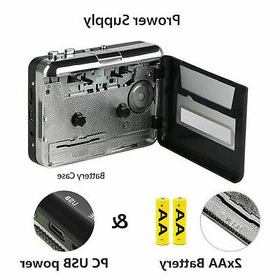 Tape Converter Capture Audio Music Player