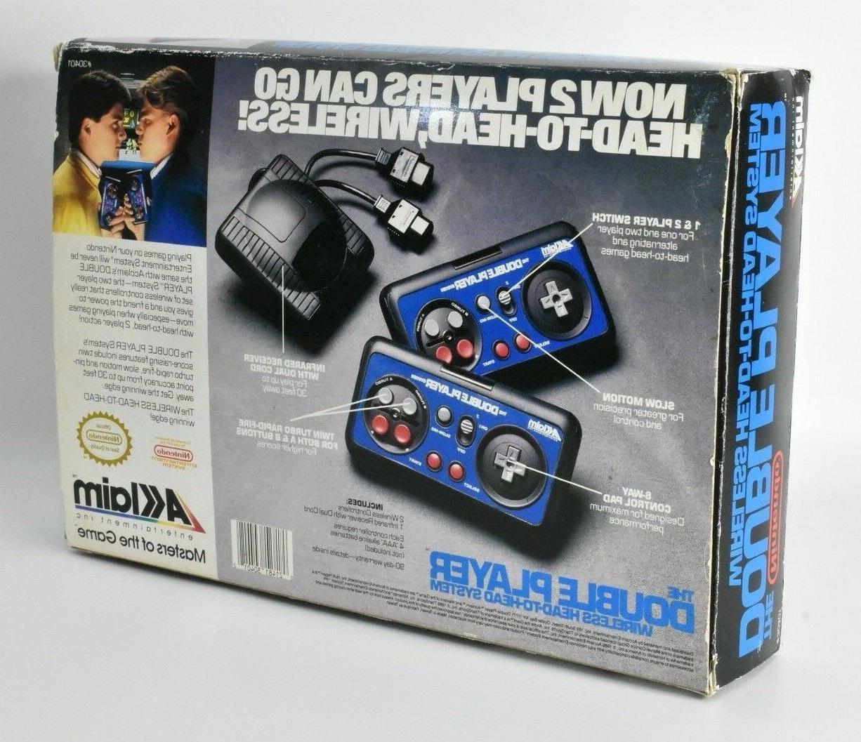 The Nintendo Player head Box