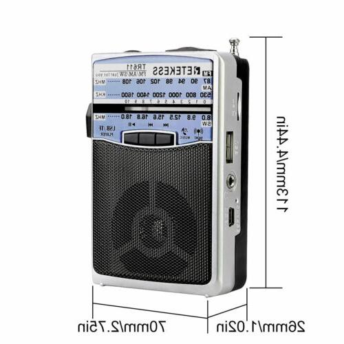 Retekess FM Mini Shortwave