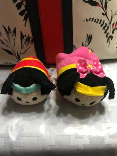 Disney Tsum Tsum Plush - Player Minnie