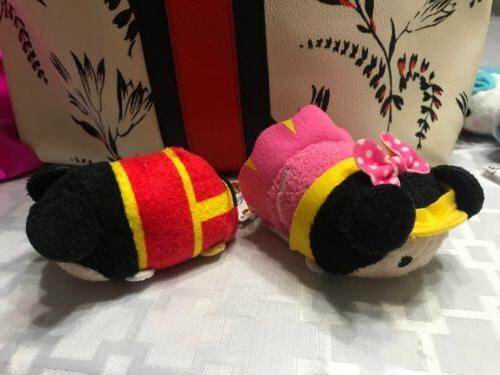Disney Tsum Plush Mickey Player Minnie