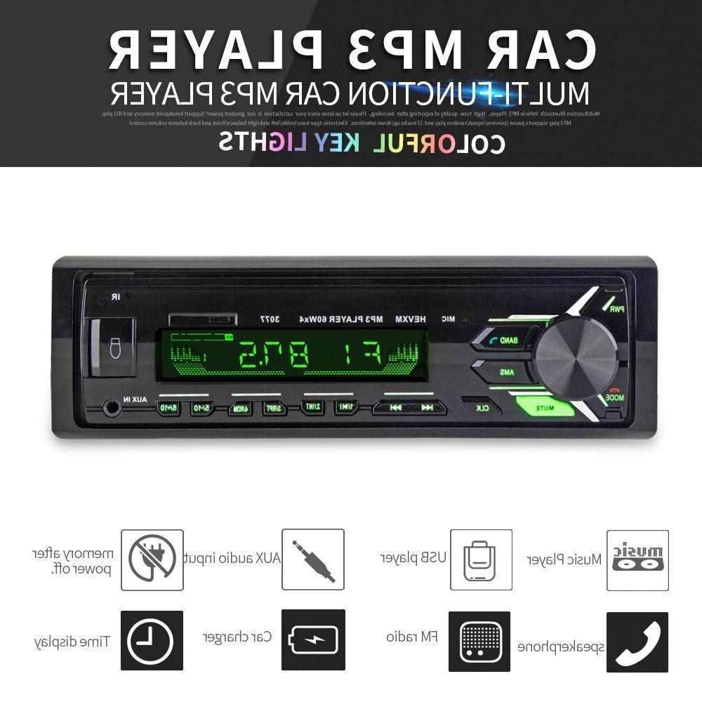 Universal <font><b>4</b></font> <font><b>track</b></font> high-power disk High-quality digital Stereo MULTI- FUNCTION Audio Radio MP3 3077