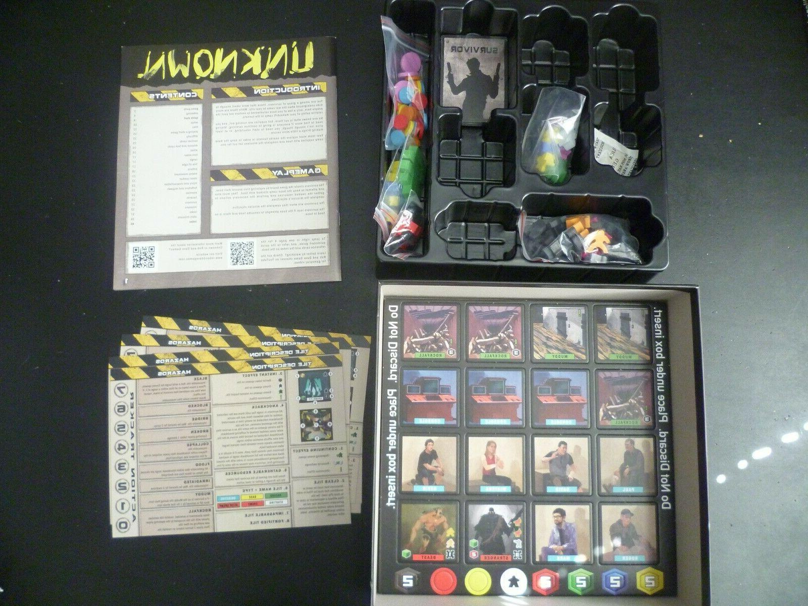 UNKNOWN Co-operative 1-6 Survival Game