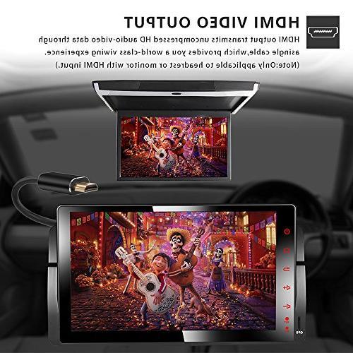 Amaseaudio 9 TFT LCD Android Car Radio Deckless Navigation GPS Head Units E46 M3 320 325
