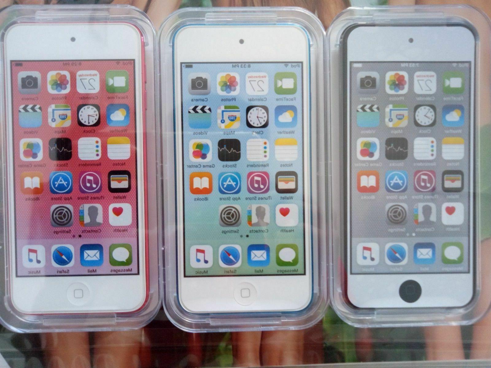 USA Brand Apple iPod Generation 16GB 32GB 64GB MP4 Player
