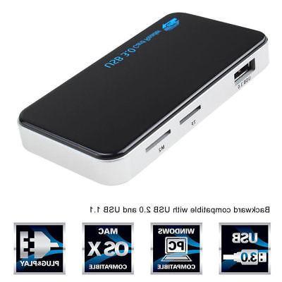 USB 1 Compact Multi Card Micro 5Gbps