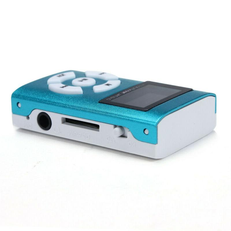 USB Mini Player Micro Blue