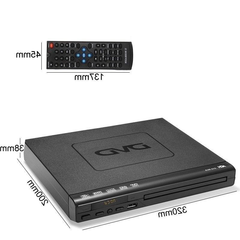 USB Port DVD Controller Multi-angle