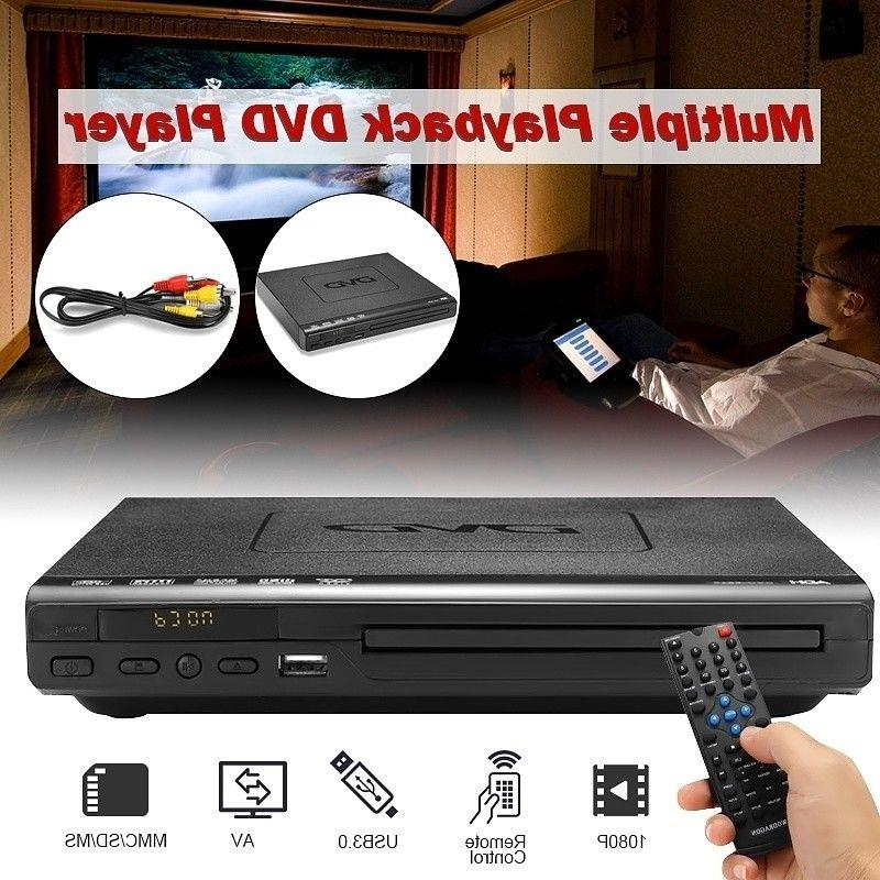 usb port dvd player multiple playback 15w