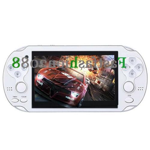 USUS MP3 X9 5.0 32bit Handheld Game Console