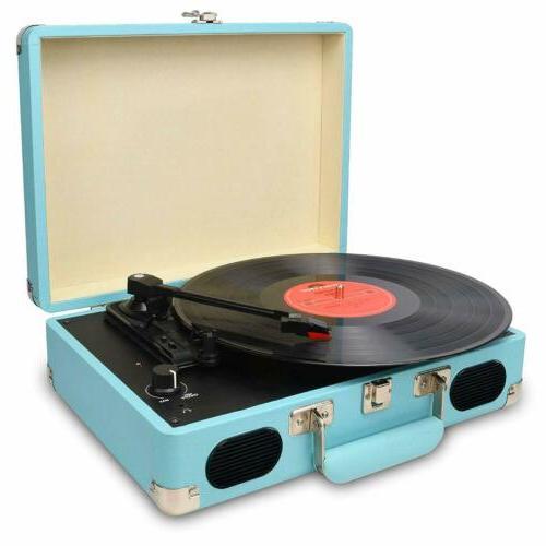 Vintage Vinyl Record USB/RCA