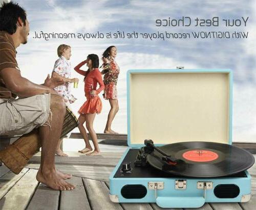 Vintage Speed Vinyl Record USB/RCA